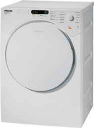 T 7634 Front Load Vented Dryer