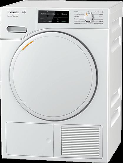 TWF160 WP Eco&WiFiConn@ct T1 Heat-pump tumble dryer
