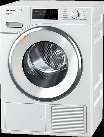 TWI180 WP Eco&Steam WiFiConn. T1 Heat-pump tumble dryer