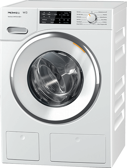 WWH660 WCS TDos&WiFiConn@ct W1 Front-loading washing machine