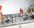 Electronically Controlled Gas Cooktops