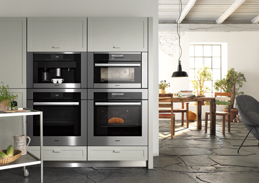 Miele ovens for High end wall ovens